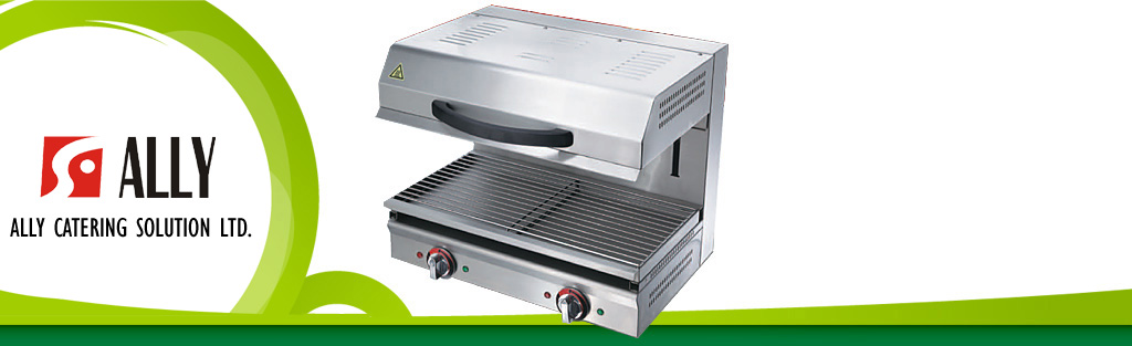 ALLY CATERING- electric fryer, griddle, salamander, grab and go hot ...